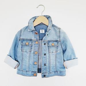 Baby Gap   1969 Snap Button Denim Jacket